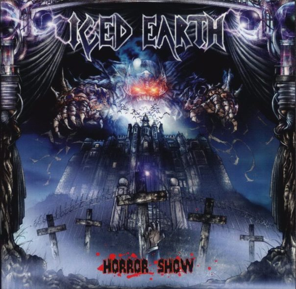"""Iced Earth - """"Ghost Of Freedom"""""""