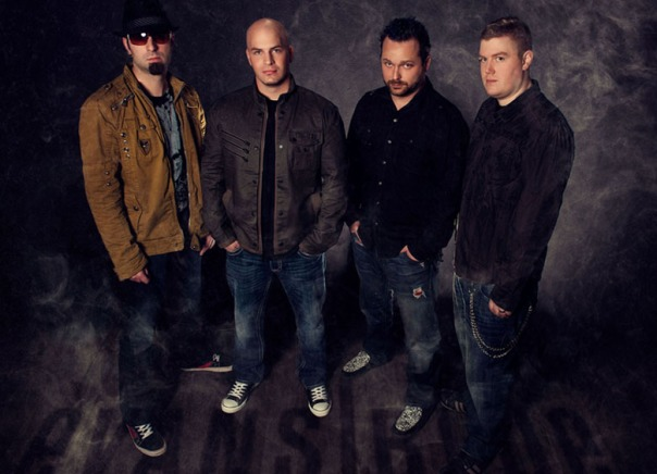 Evans Blue Band Photo