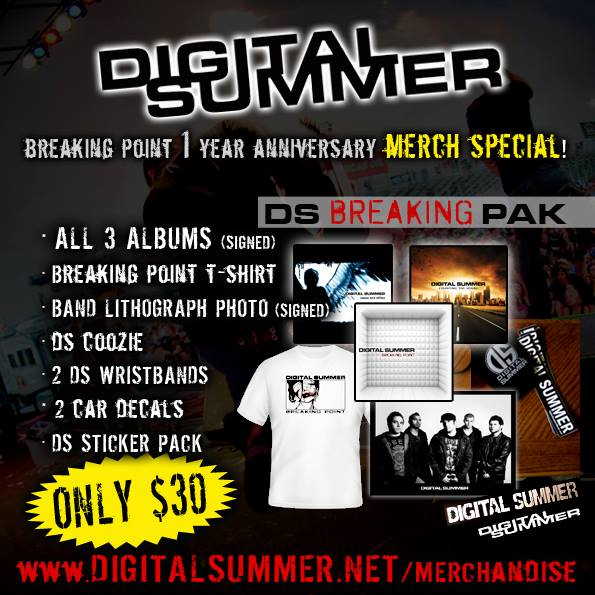 Digital Summer Merchandise