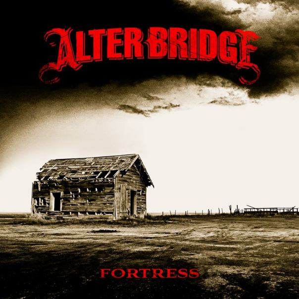 Alter Bridge Fortress Album Cover