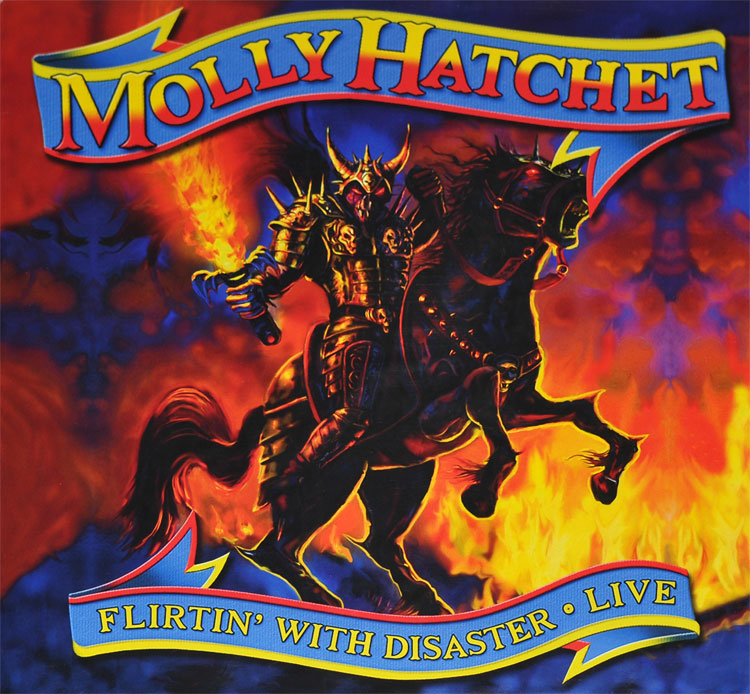flirting with disaster molly hatchet Flirting with disaster molly hatchet (2007) file type: mp3 -duration:06:28 - download as mp3, also listen to flirtin with disaster: guitar cover molly hatchet full song.