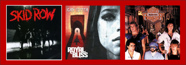 Three For Thursday - Skid Row, Royal Bliss, Night Ranger