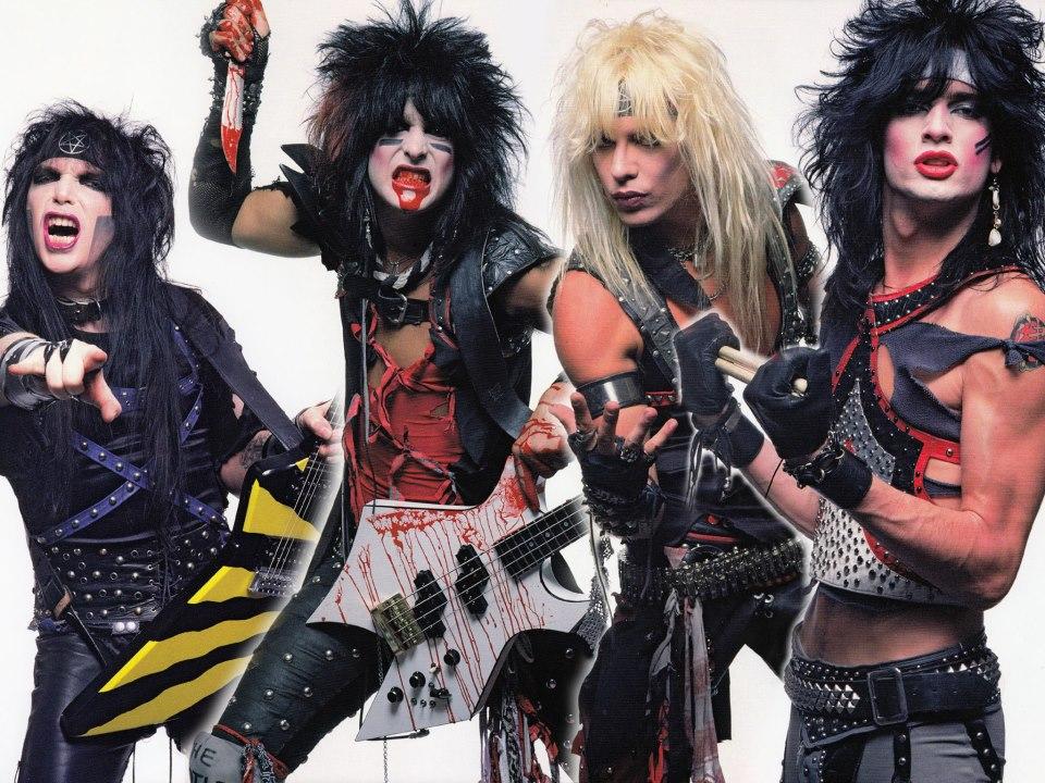 heavy metal bands: