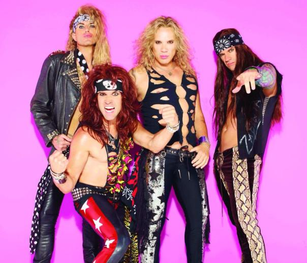 Steel Panther Band Photo