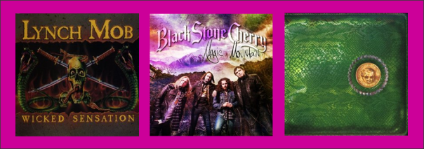 Three For Thursday - Lynch Mob, Black Stone Cherry, Alice Coooper