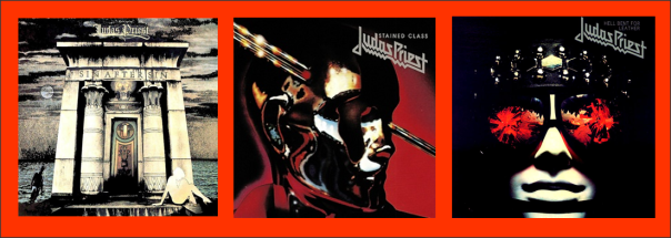 Three For Throwback Thursday  - Judas Priest
