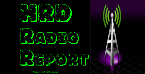 HRD Radio Report Logo