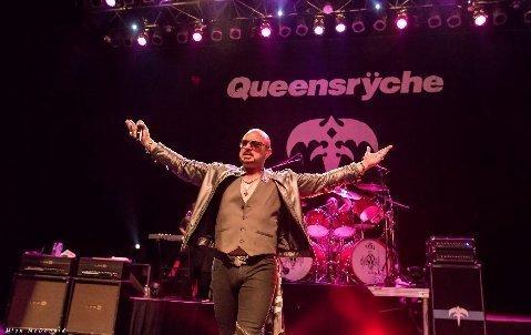 Geoff Tate Queensryche Final Show