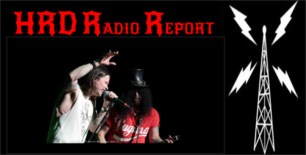 HRD Radio Report - Slash featuring Myles Kennedy and the Conspirators
