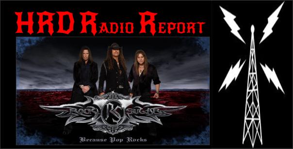 HRD Radio Report - Week Ending 12-21-14