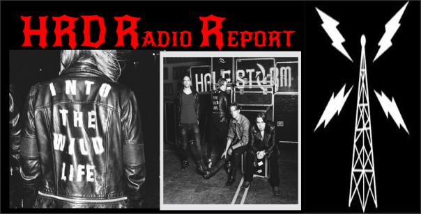 HRD Radio Report - Halestorm