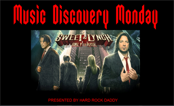 Music Discovery Monday - Sweet and Lynch