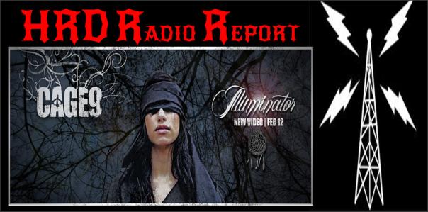 HRD Radio Report - Cage9