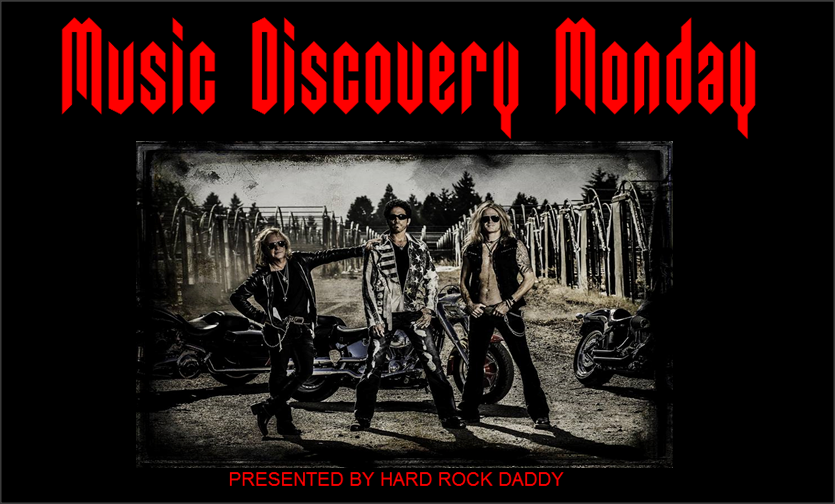 Music Discovery Monday - Revolution Saints