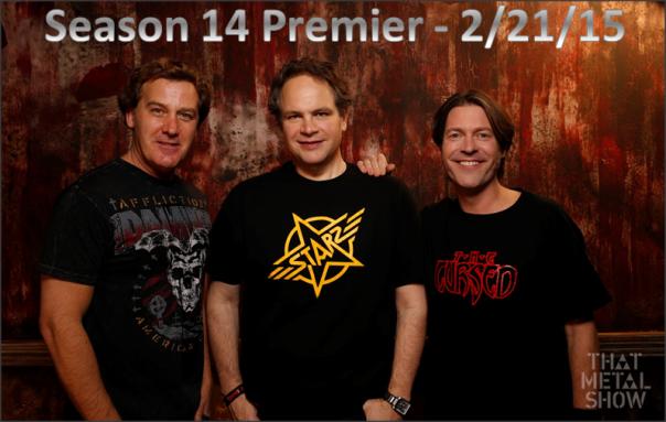 That Metal Show - Season 14 Premier - 2-21-15