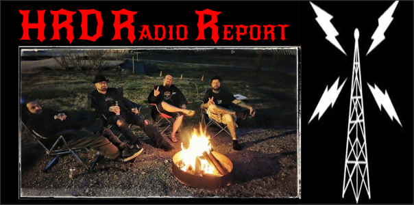 HRD Radio Report - Adrenaline Mob