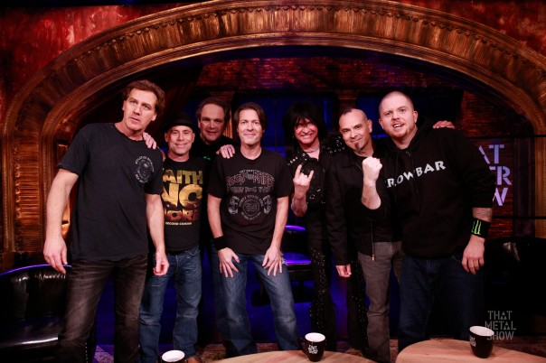 That Metal Show - Season 14, Episode 5 - Jamey Jasta, John Bush, Joey Vera, Jason Becker, Michael Anthony Batio