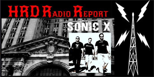 HRD Radio Report - Sonic X