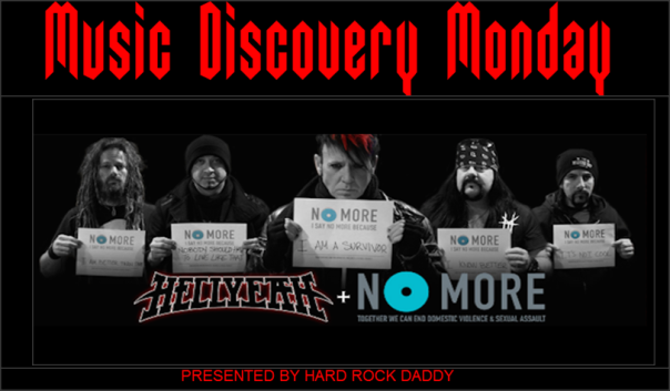 Music Discovery Monday - Hellyeah No More