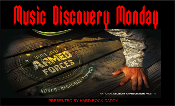 Music Discovery Monday - Military Appreciation Month