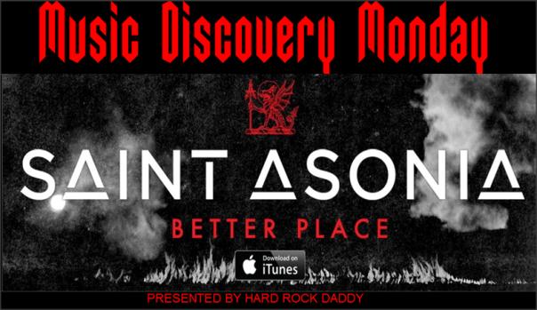 Music Discovery Monday - Saint Asonia