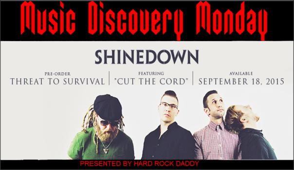 Music Discovery Mondaty - Shinedown