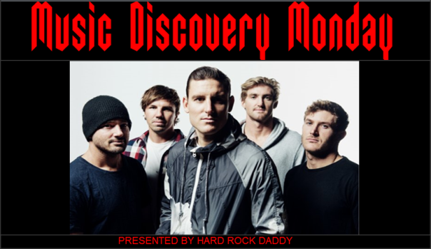 Music Discovery Monday - Parkway Drive