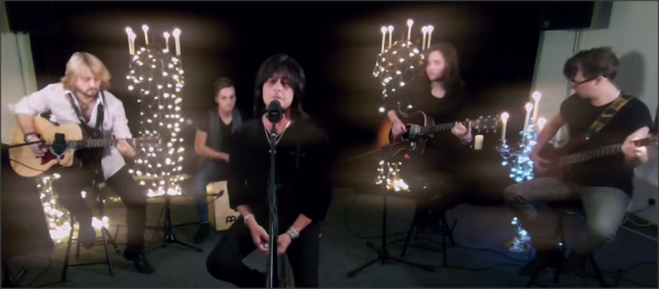 Joe Lynn Turner - Love Conquers All - Acoustic Performance - Glasgow