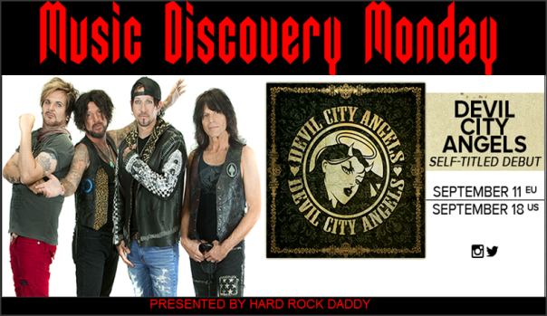 Music Discovery Monday - Devil City Angels