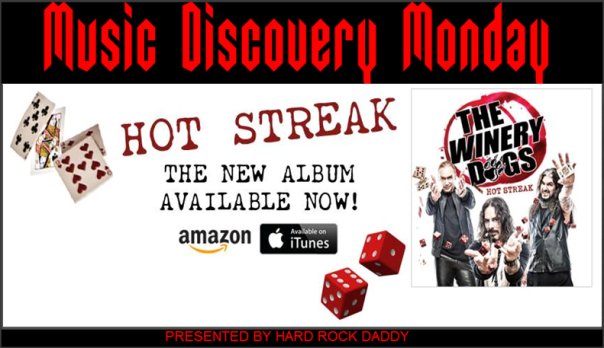 Music Discocvery Monday - The Winery Dogs