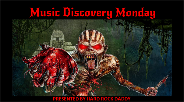 Music Discovery Monday - Iron Maiden
