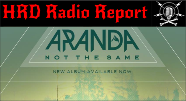 HRD Radio Report - Aranda