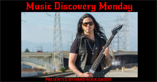 Music Discovery Monday - Gus G.