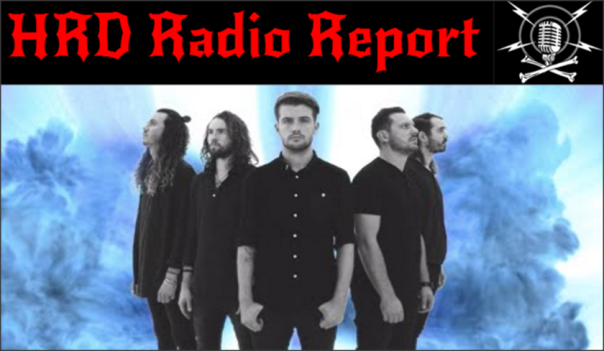 HRD Radio Report - Hands Like Houses