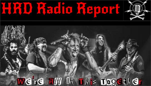 HRD Radio Report - HELLYEAH