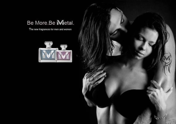 Metal For Men Logo