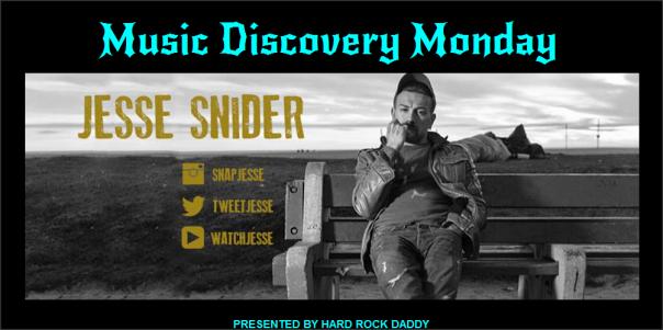 Music Discovery Monday - Jesse Blaze Snider