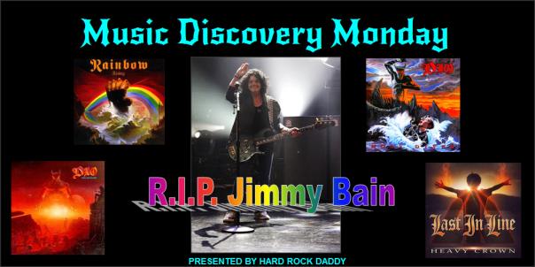 Music Discovery Monday - Jimmy Bain