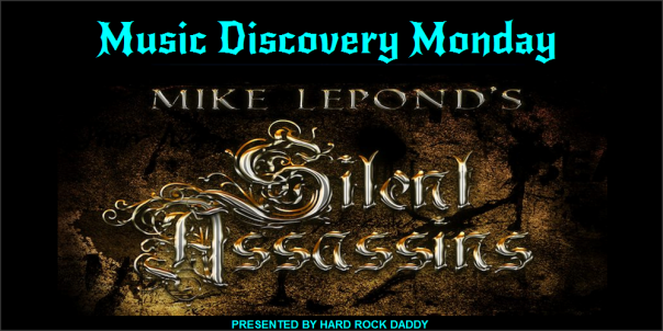 Music Discovery Monday - Mike LePond's Silent Assassins