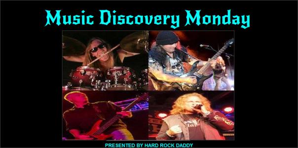 Music Discovery Monday - StrikeForce
