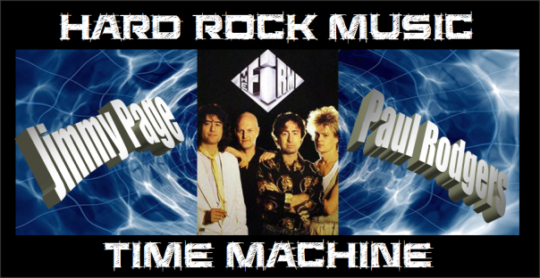 Hard Rock Music Time Machine - The Firm