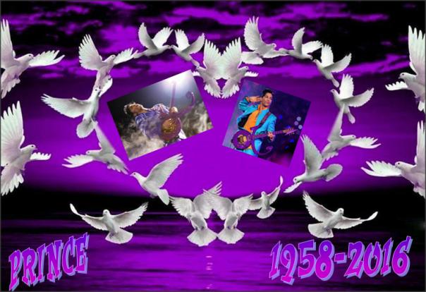RIP Prince - 1958-2016