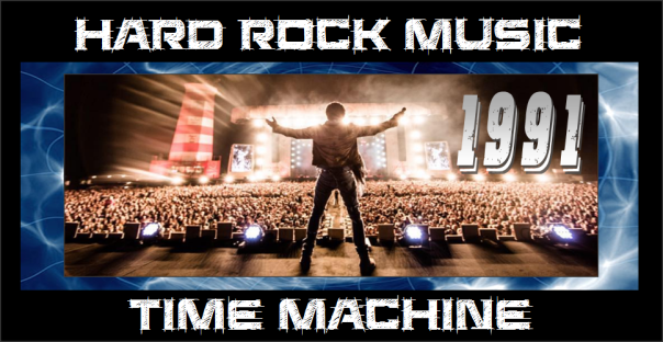 Hard Rock Music Time Machine - 1991 Theme