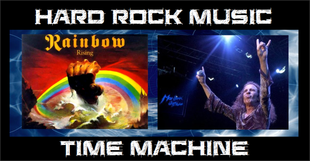 Hard Rock Music Time Machine - Rainbow - DIO