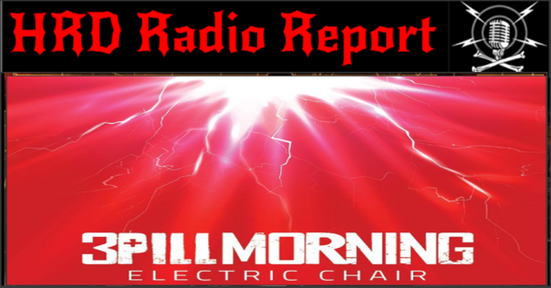 HRD Radio Report - 3 Pill Morning