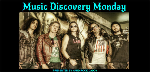 Music Discovery Monday - Crash Midnight