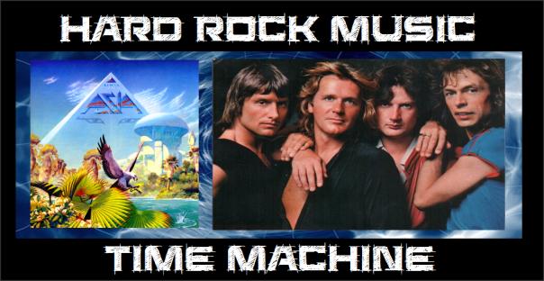 Hard Rock Music Time Machine - Asia