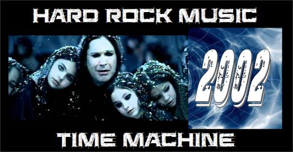 Hard Rock Music Time Machine - Ozzy Osbourne - 2002