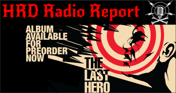 HRD Radio Report - Alter Bridge