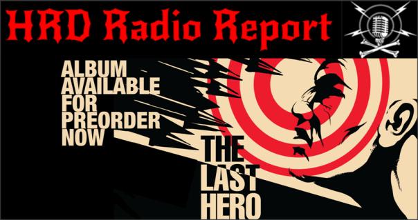 HRD Radio Report - Alter Bridge